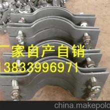 供应用于华北设计院的合肥立管管夹生产厂家 单孔垫片 管托 支吊架成品组合件报价图片
