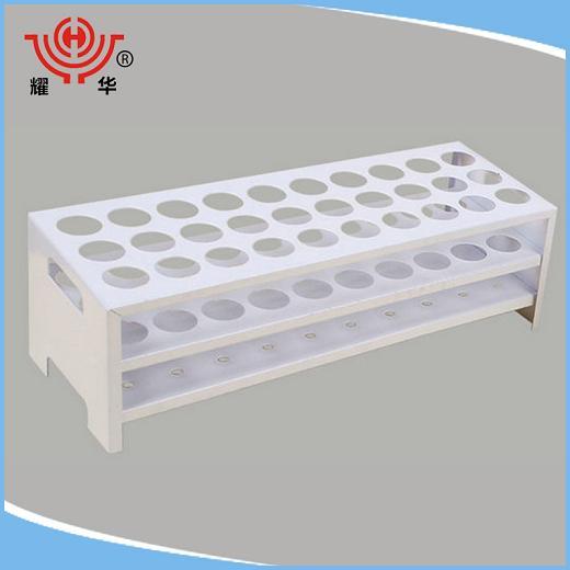 供应金属喷塑试管架φ20.5×30孔,优质实验器材, 价格优惠 可定制