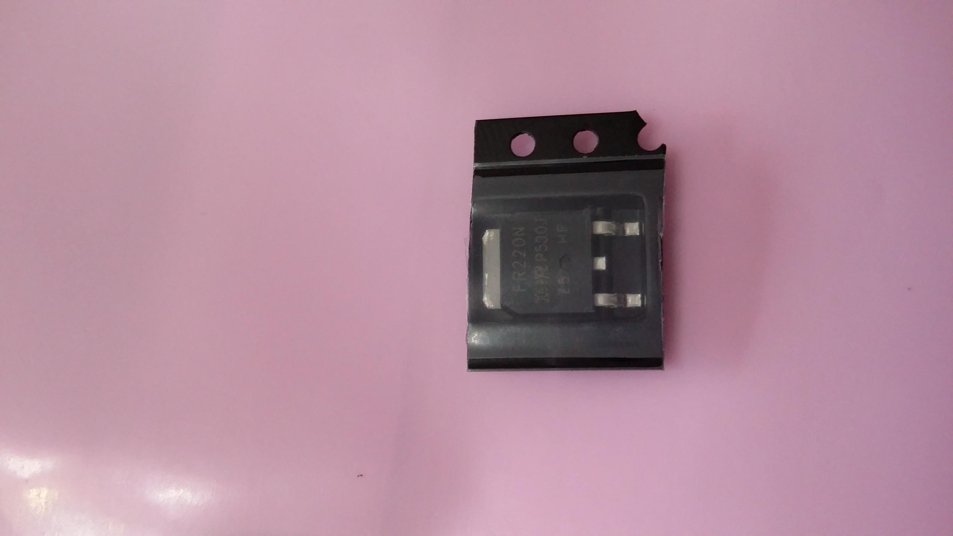 供应用于开关电源的irfr220ntrpbf场效应管,n沟道ir贴片mos,irfr220n