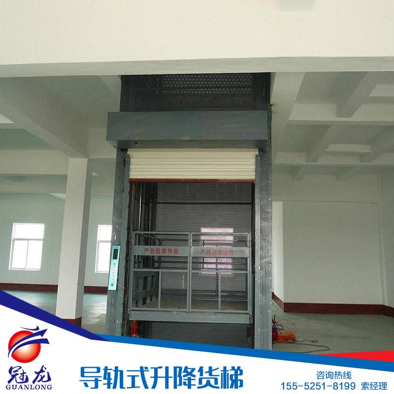 供应用于导轨式升降 货梯的家用升降机