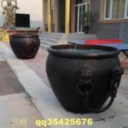大铜缸,故宫铜缸,铸铜缸图片