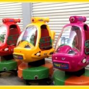 洛阳新安儿童游乐园设备设计安装图片