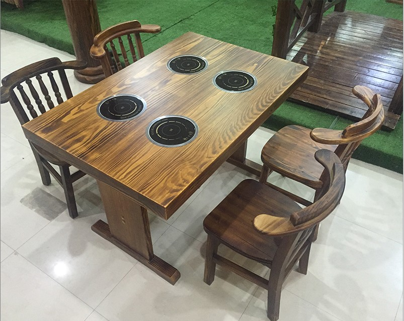电磁炉火锅桌子价格