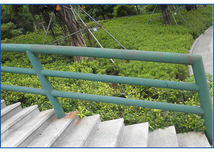 欧式铁艺楼梯施工图