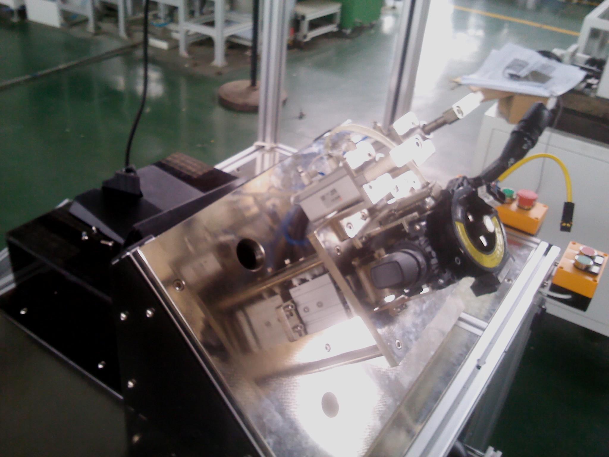 供应用于传感器的供应汽车组合开关耐久寿命试验台
