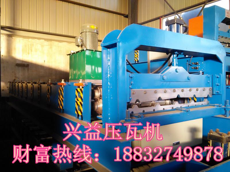 供应现货销售全自动840型彩钢压瓦机