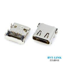 深圳USB3.1 C/T 连接器厂 深圳USB3.1连接器规格批发