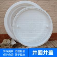 供应西安井圈井盖模具生产厂家批发报价 井圈井盖塑料模供应 井圈井盖厂家