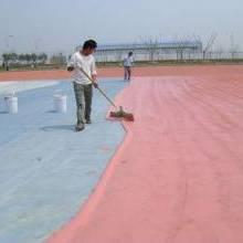 供应用于的硅pu球场地胶|抗化学侵蚀,耐酸碱性强,安全环保图片