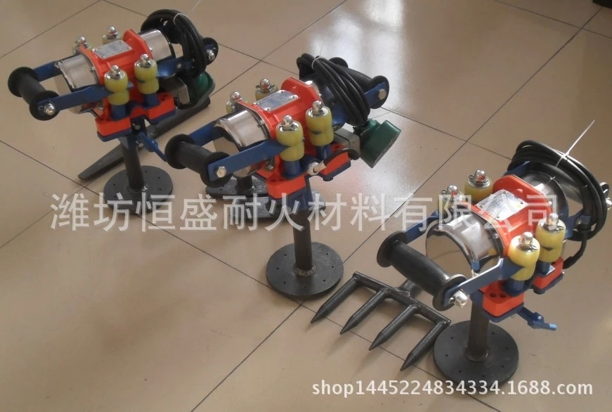 电动筑炉机、中频炉筑炉工具、自动打炉工具生产商-潍坊恒盛耐火材料有限公司
