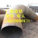 供应用于建筑的辽中带直段L360Q热压弯管dn600 直径630弯管最低批发价格
