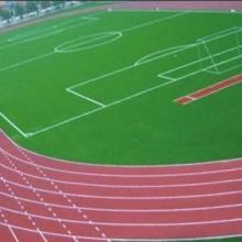 供应标准丙烯酸球场专业工程、广东丙篮球场、足球场、操场塑胶跑道专业工程、硅PU、塑胶PU、EPDM运动场地材料批发价