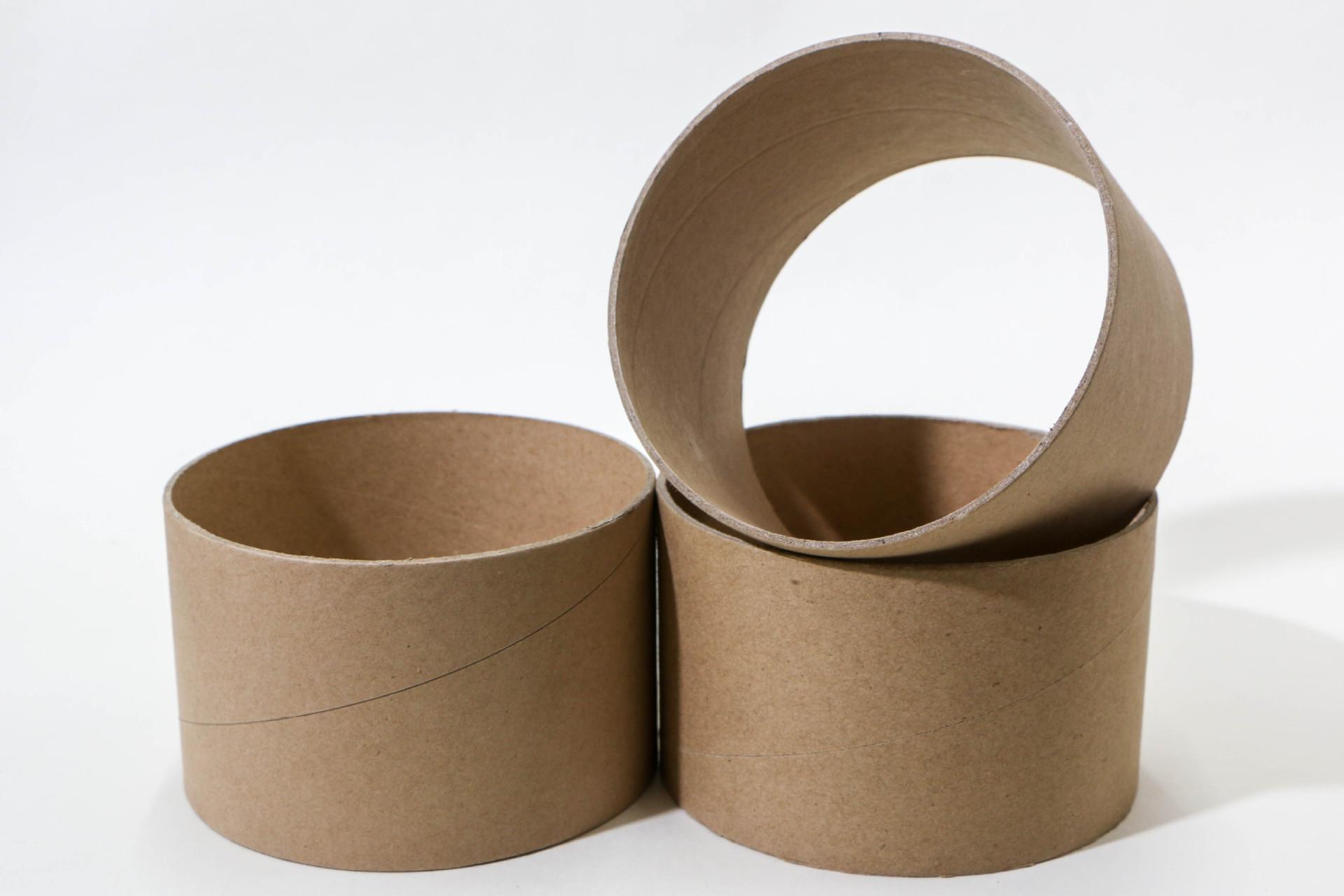 低结构材料纸筒