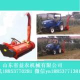 供应用于电厂的益农棉花秸秆回收机