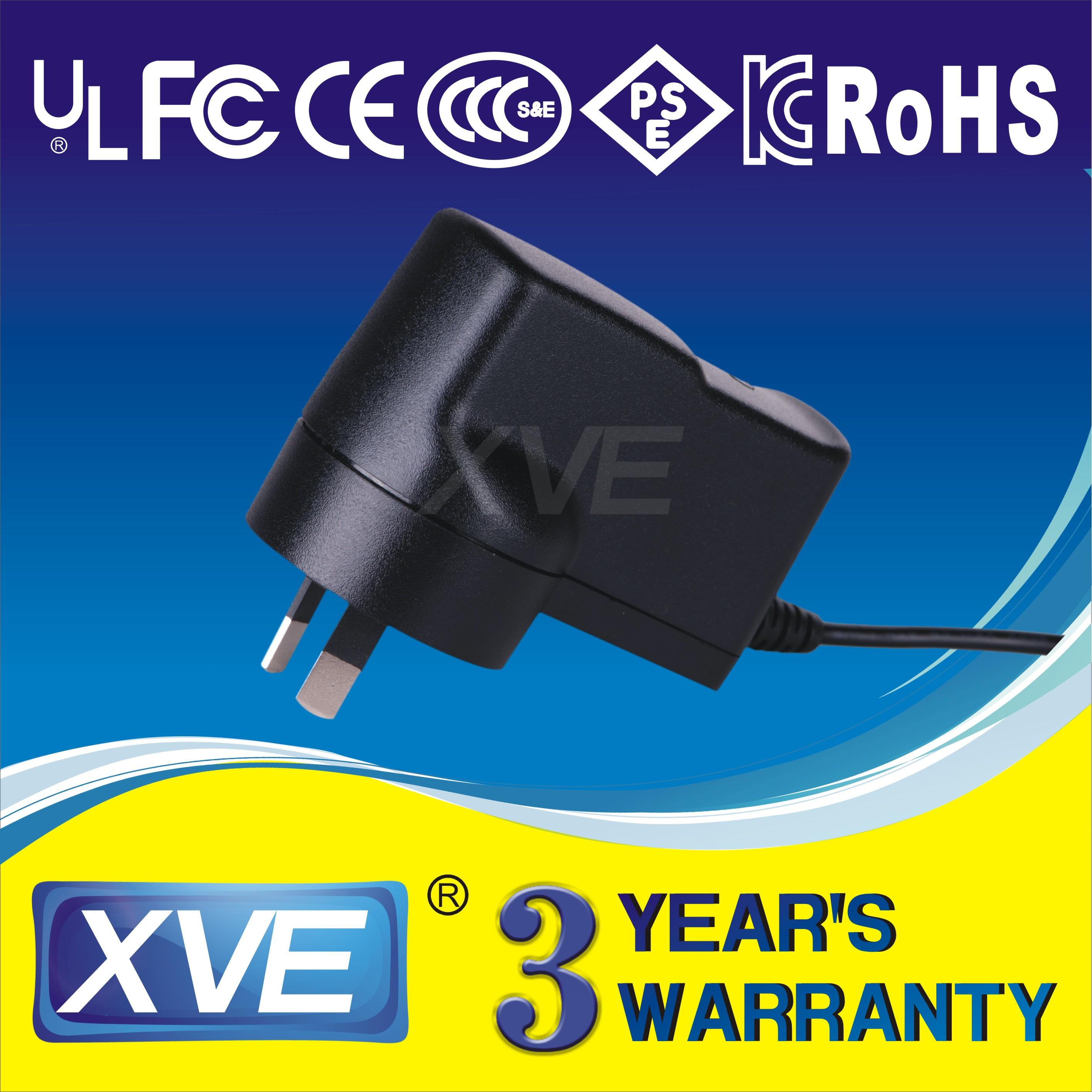 供应用于锂电池充电器的25.2V1A智能扫地机充电器