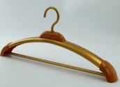 供应用于晾衣架生产的004-1宽肩铝衣撑 好宽肩衣架