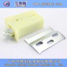今得利橱柜ABS材料吊码 橱柜固定连接件厂家直销 塑料微调吊码图片