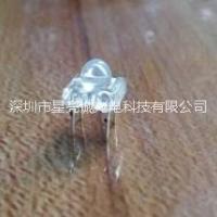 供应用于汽车尾灯的上海F5子弹头白光食人鱼 超高亮子弹头白光食人鱼 晶元芯片.长期稳定生产 LED车灯客户所选优质产品