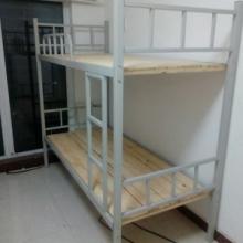 供应用于的精品加厚学生双层上下铺 宿舍用床单位学校学生定制批发