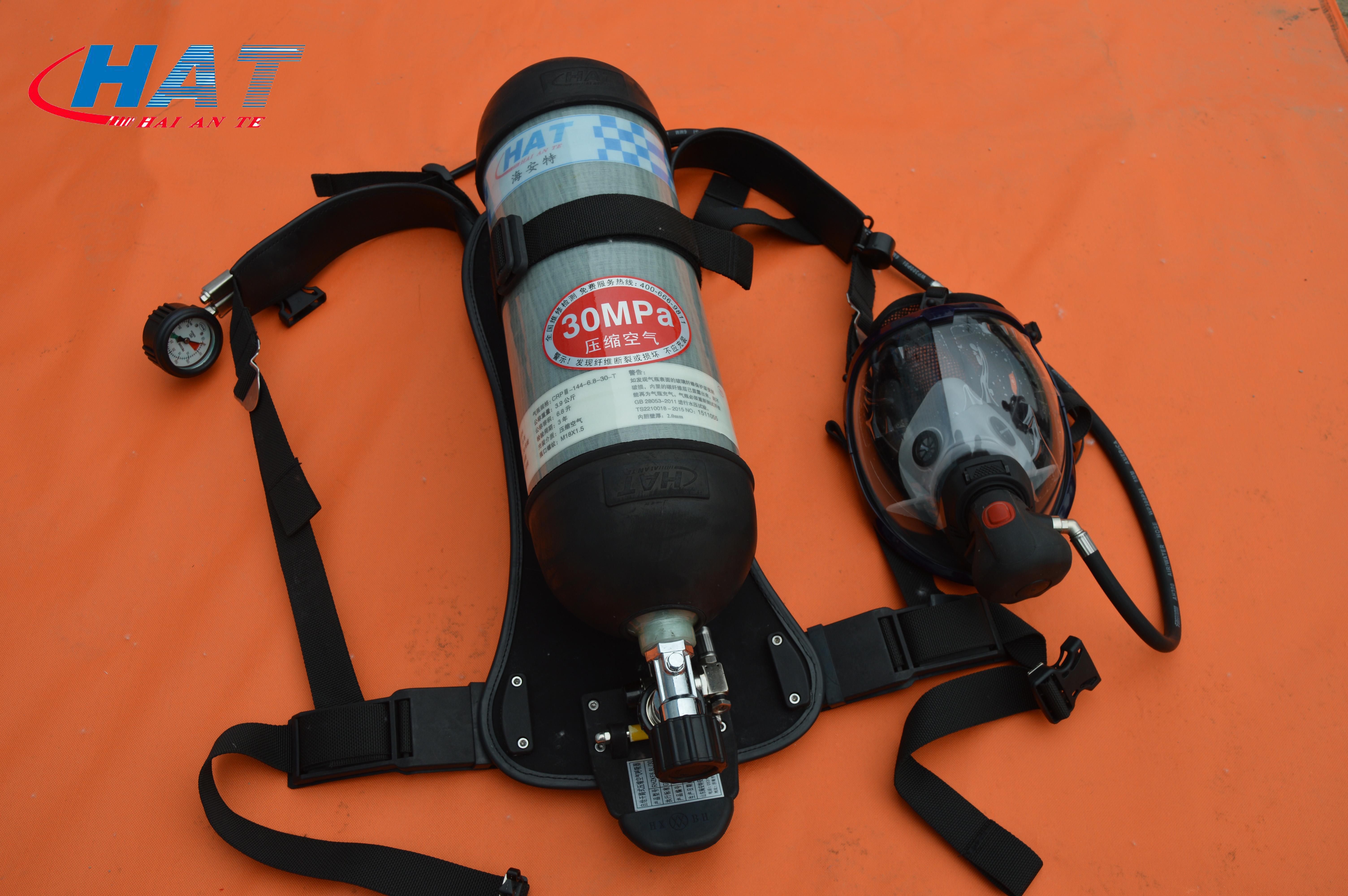 供应锡林郭勒盟空气呼吸器