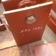 X23轴向限位板厂家图片