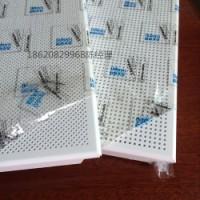 供应防火铝扣板 优质防火铝扣板 防火铝扣板报价 黑色防火铝扣板样板图