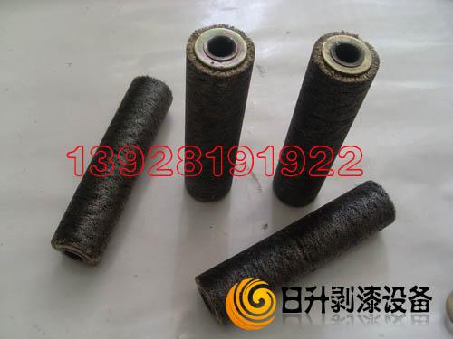 供应中山日升钢丝轮制刷厂 镀铜钢丝轮 钢丝刷 不锈钢丝轮 平行钢丝轮