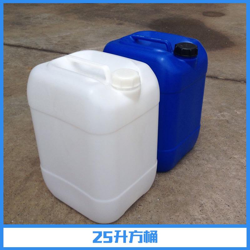 常州恒尊塑业供应25升方桶、吹塑一次成型桶|方形塑料桶、PE方桶