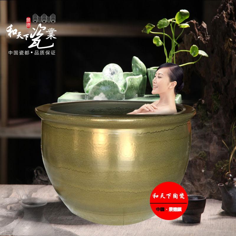 供应用于洗澡|沐浴的定制做上海极乐汤洗浴大缸生产厂家