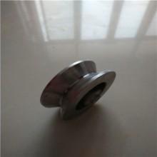 供应用于工业设备的尼龙滑轮U型轨道轮 滑轮批发 工业门滑轮定做厂家批发