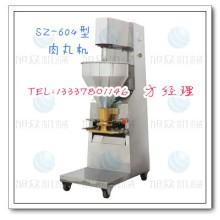 供应用于制作肉丸的南京肉丸机 鱼丸机报价 撒尿牛丸机设备 做鱼丸的机器 好用不贵丸子机批发