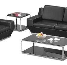 诗敏(SEEWIN)供应时尚皮艺沙发商务接待办公组合沙发上海时尚办公家具环保办公家具厂家