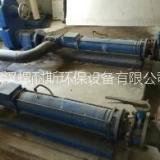 供应用于定转子MONO 螺杆泵污泥不锈钢螺杆泵