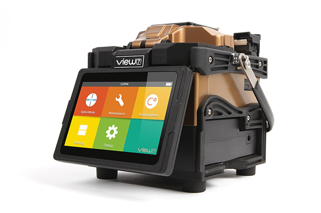 供应VIEW7 全能光纤熔接机