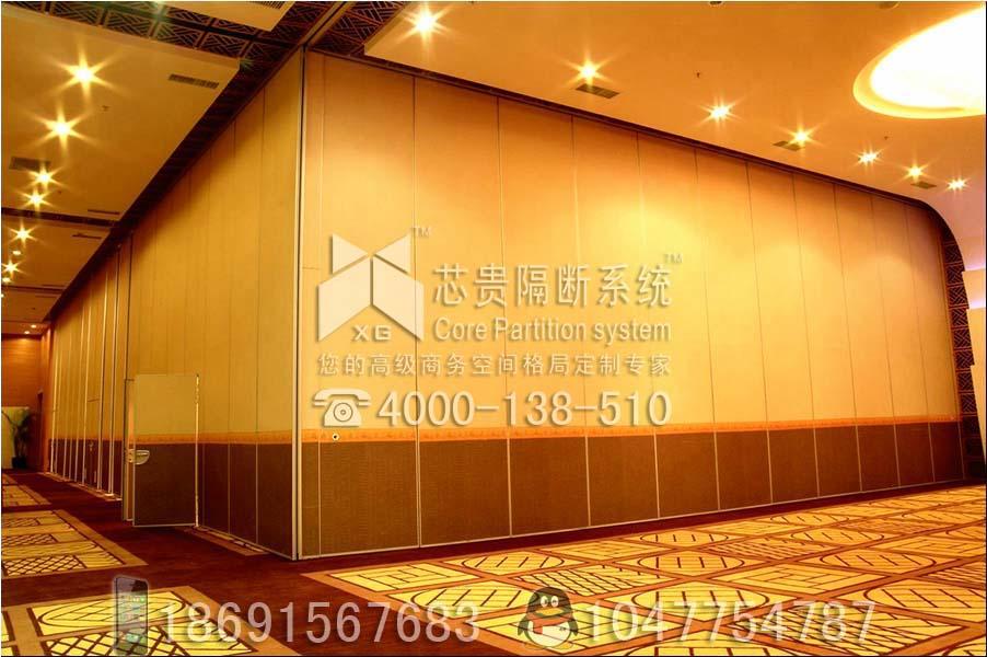 陕西酒店活动隔断屏风