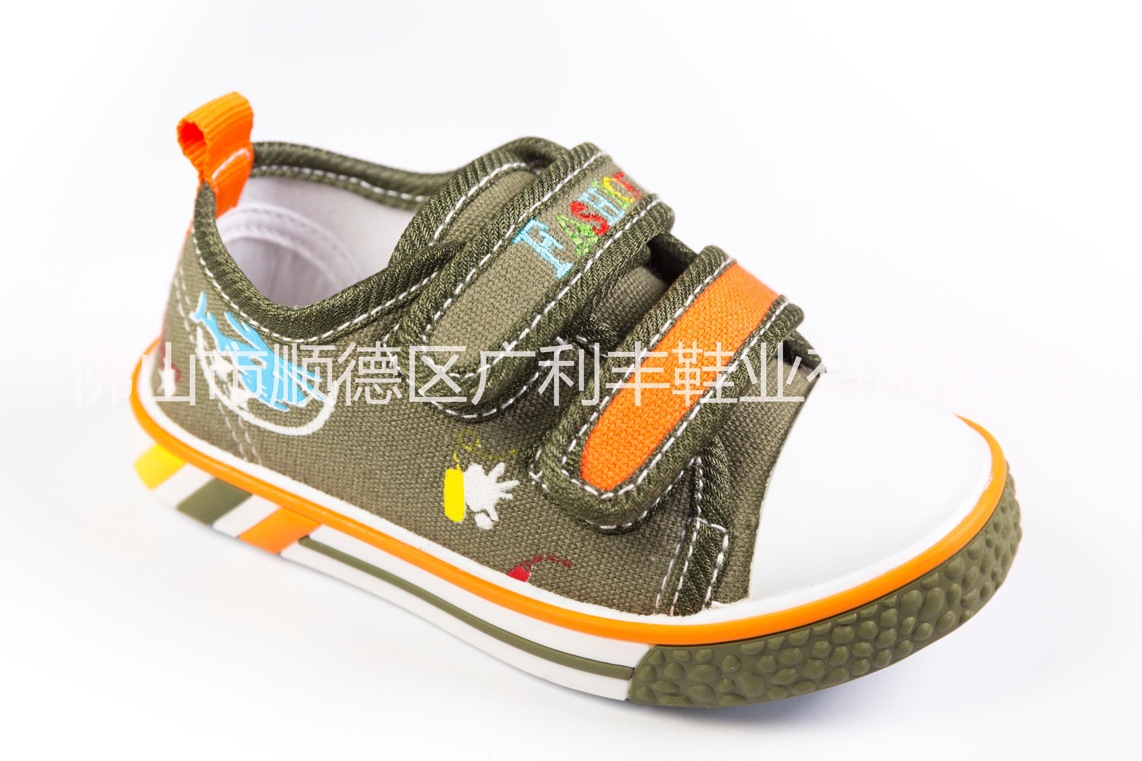 儿童布鞋批发销售