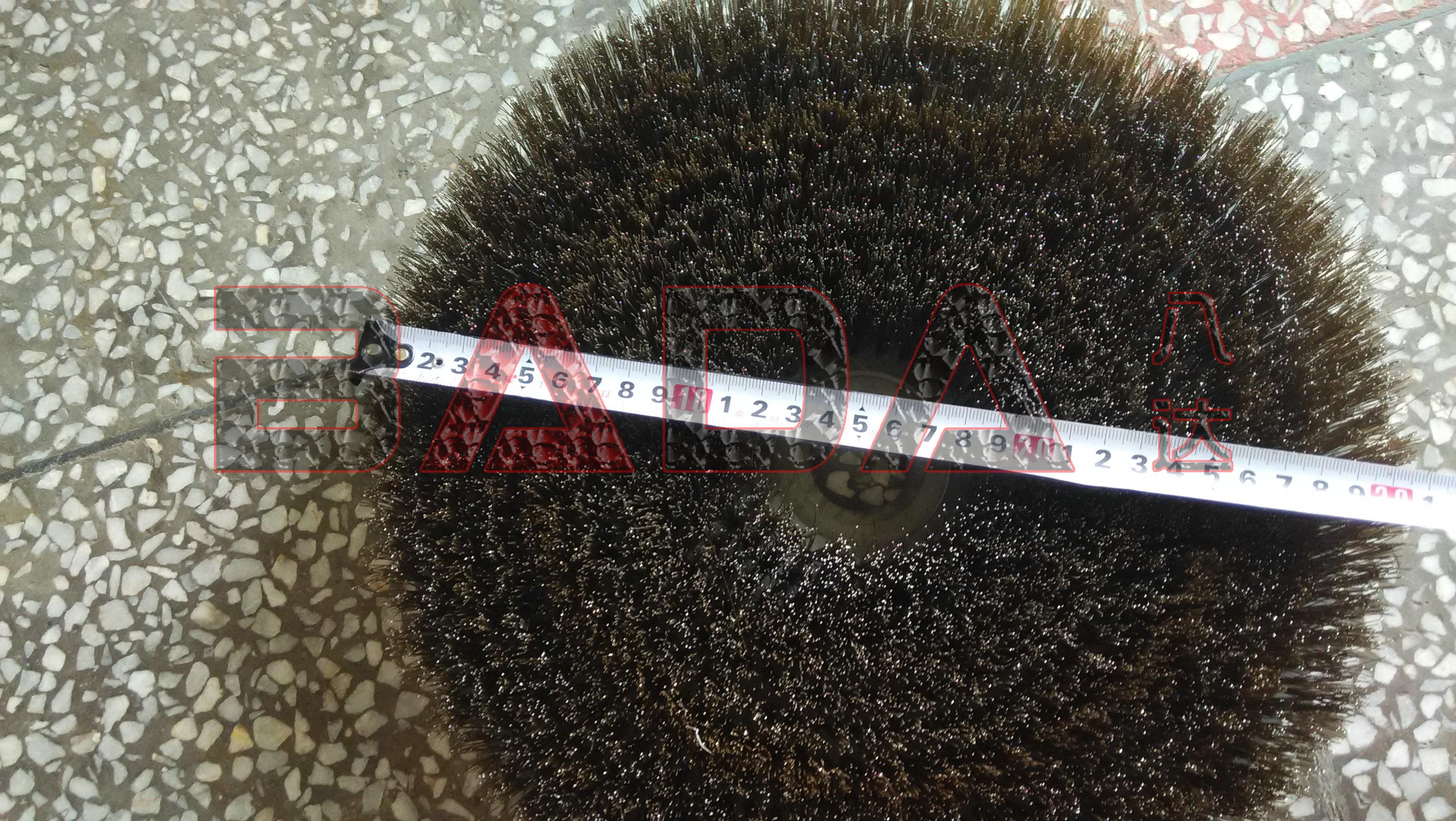 安徽钢丝轮厂家供应圆盘钢丝轮.金刚菩提钢丝圆盘刷.核桃抛光钢丝轮