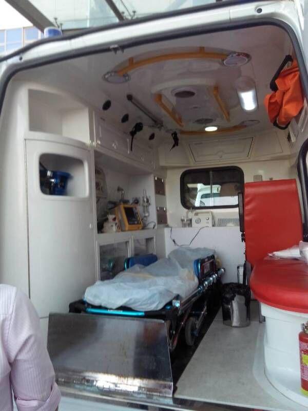 无锡救护车租赁120急救车出租私人救护车出租价格