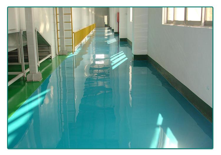 宝丰环氧树脂地坪漆价格 环氧地坪漆型号及施工方法