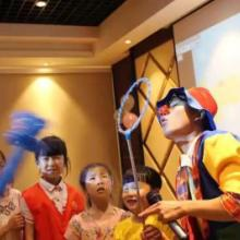 上海儿童生日派对 小丑魔术气球表演 小丑泡泡秀 气球布置