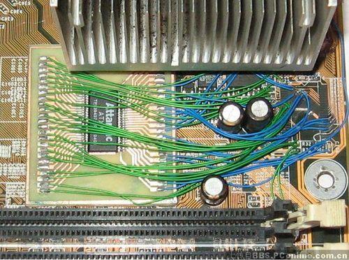 电路板 500_372