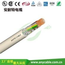RVVP多芯软导体屏蔽软线 聚氯乙烯绝缘护套电线 自动化装置连接线批发