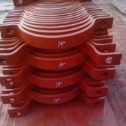 DN500水平管滑动支座图片