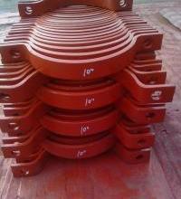 供应用于电厂锅炉的DN500水平管滑动支座 双右拉杆 单耳吊板 夹式管夹 单槽钢吊杆座 整定弹簧支吊架生产厂家批发
