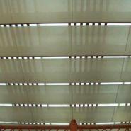 玻璃阳光房天棚帘图片