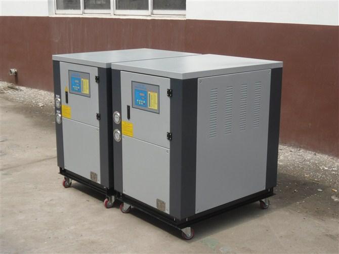 水池降温工业冷水机