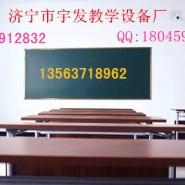 学校黑板,4米平面绿板图片