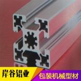 包装机械型材 电机外壳铝型材 逆变器外壳铝型材 弧形工业铝合金型材 塑料包装机械型材