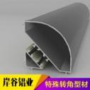 特殊转角型材产品 铝合金转角型材 特殊铝合金型材 转角工业铝型材生产厂家报价