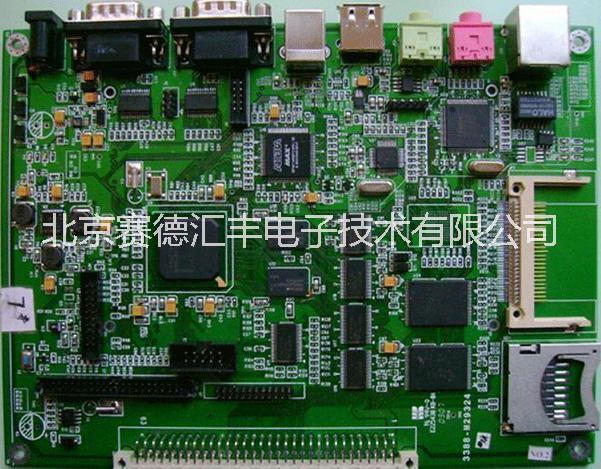 精密电路板图片|精密电路板样板图|精密电路板效果图
